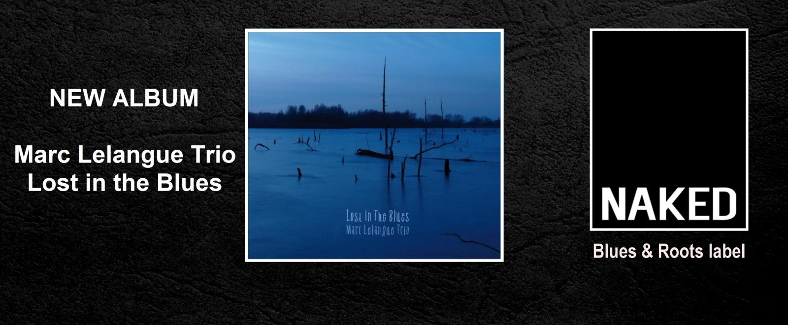 Marc Lelangue new album