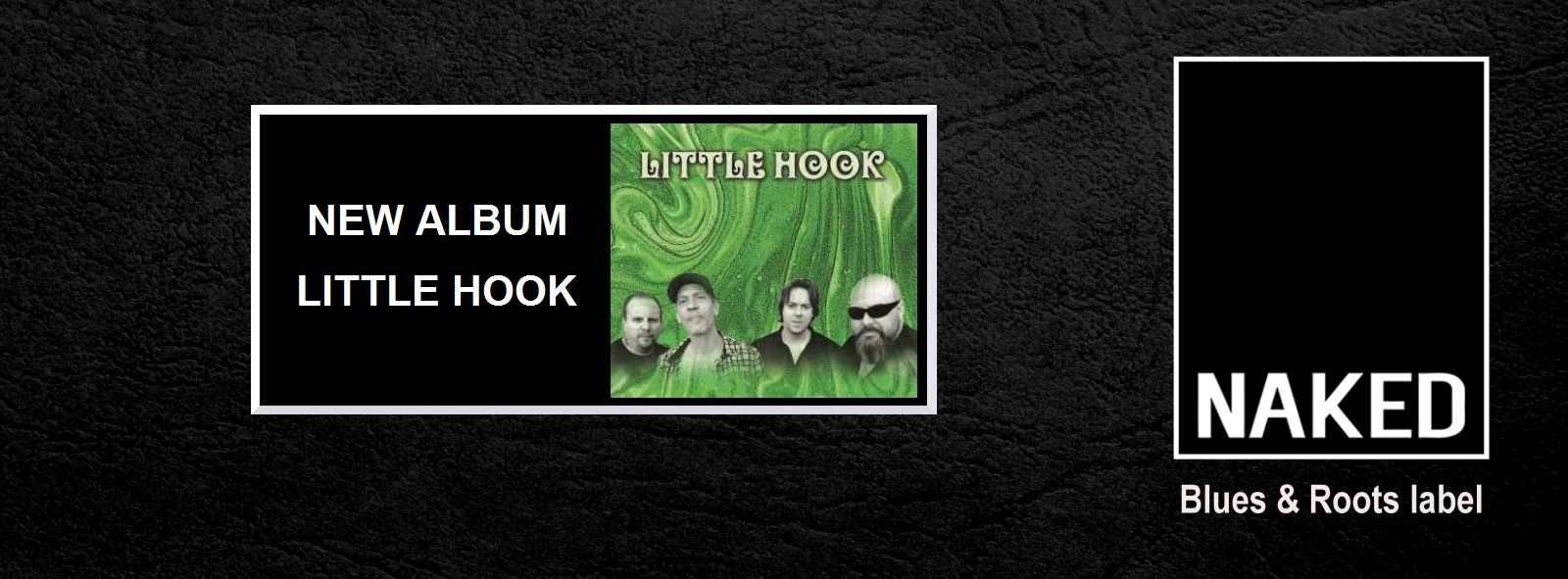 Little Hook new album