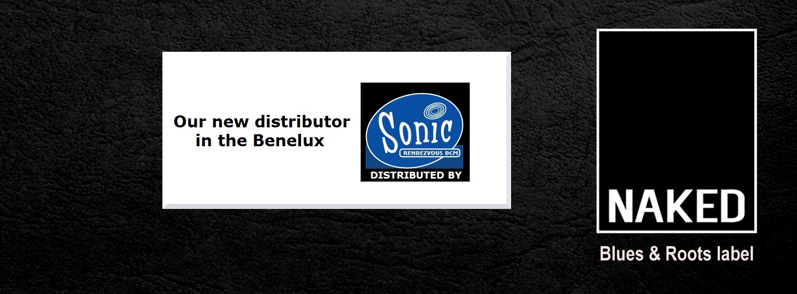 New distributor in the Benelux