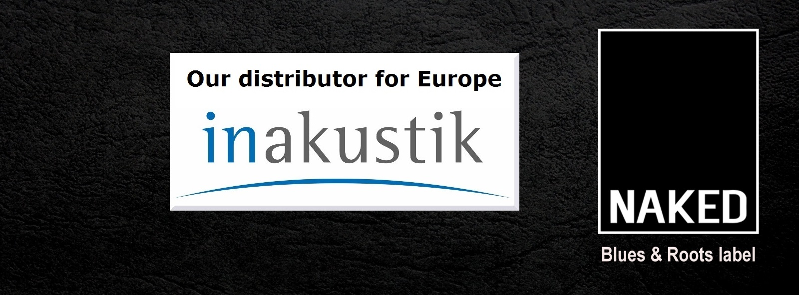 distributor for Europe