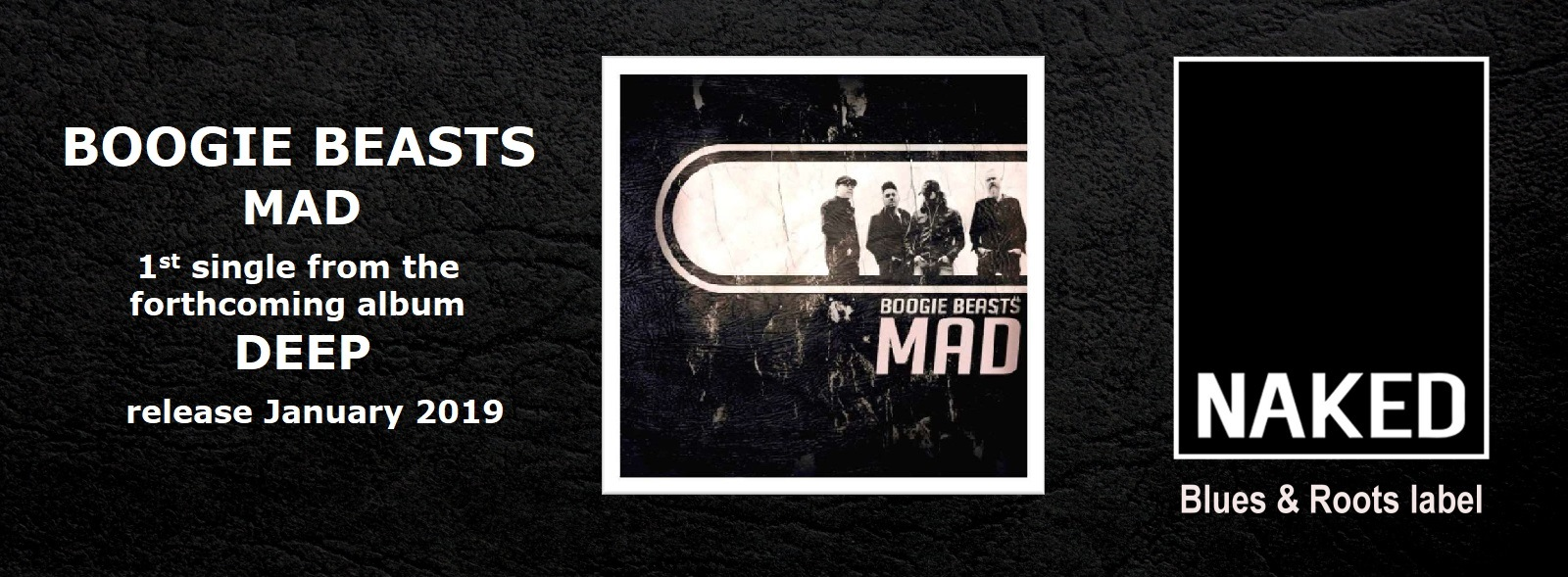 Boogie Beasts – Mad