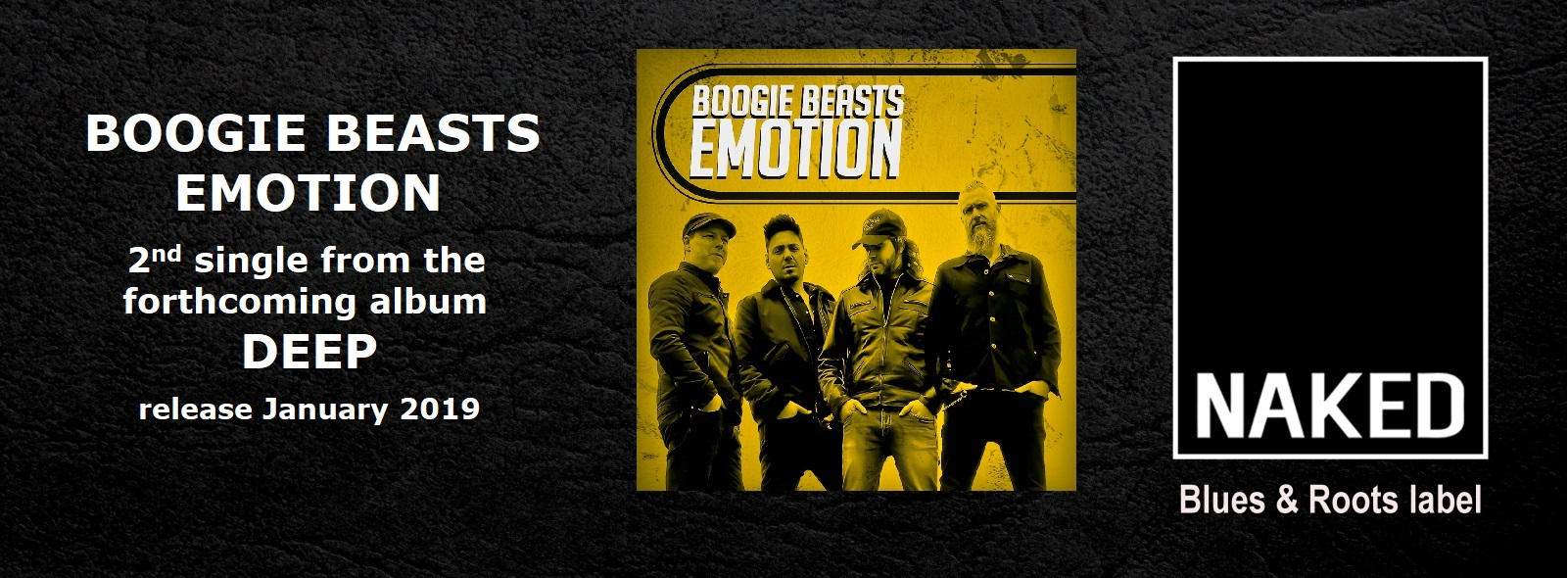 Boogie Beasts – Emotion