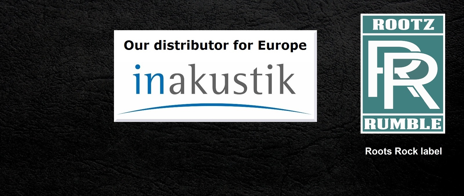 distributor for Europe