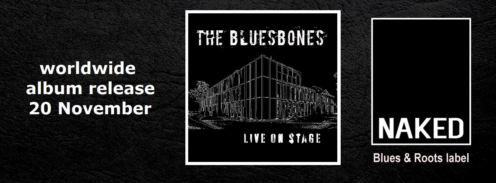 The BluesBones – Live on Stage