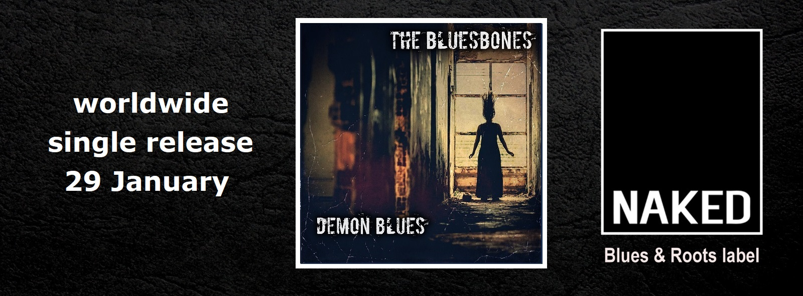 The BluesBones – Demon Blues