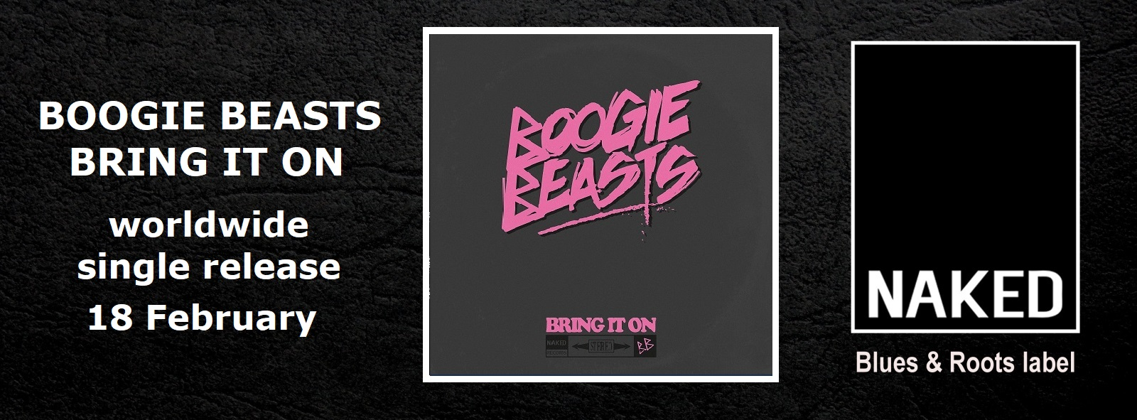 Boogie Beasts – Bring It On